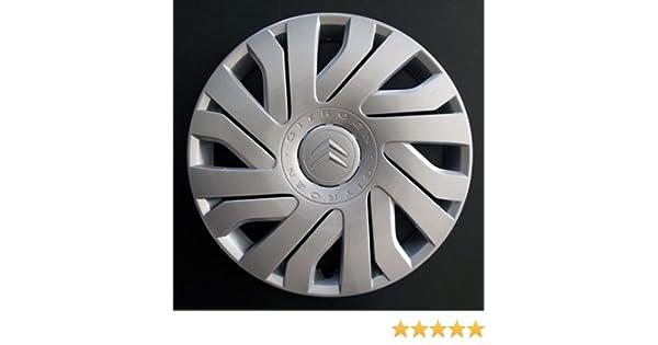 Wheeltrims Set de 4 embellecedores Citroen C1 / C2 / C3 / C4 / C5 / C8 / Nemo/Berlingo / Xsara Picasso con Llantas Originales de 14: Amazon.es: Coche y ...