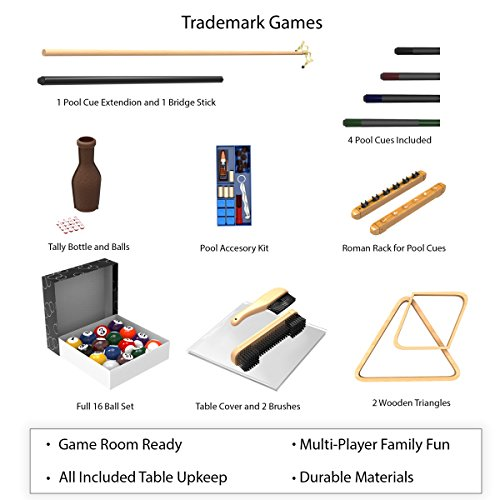 Pool Table Cloth Replacement Kit: CUESOUL 48 Inch Junior Kid Billiard Cue Stick With