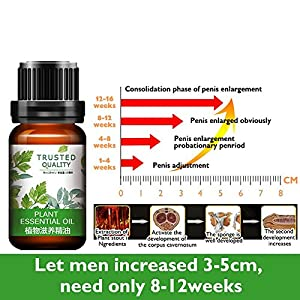 Men Penis Enlargement Essential Oil 10ml Male Massage Oil for Longer,Stronger&Harder Erection enlarge penis cream