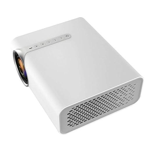 Proyector Micro Portátil, Conexión Directa para El Hogar Proyector ...