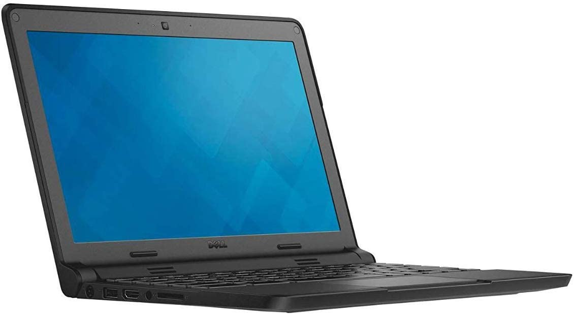 Dell 11-3120 Intel Celeron N2840 X2 2.16GHz 2GB 16GB SSD 11.6in, Black (Renewed)