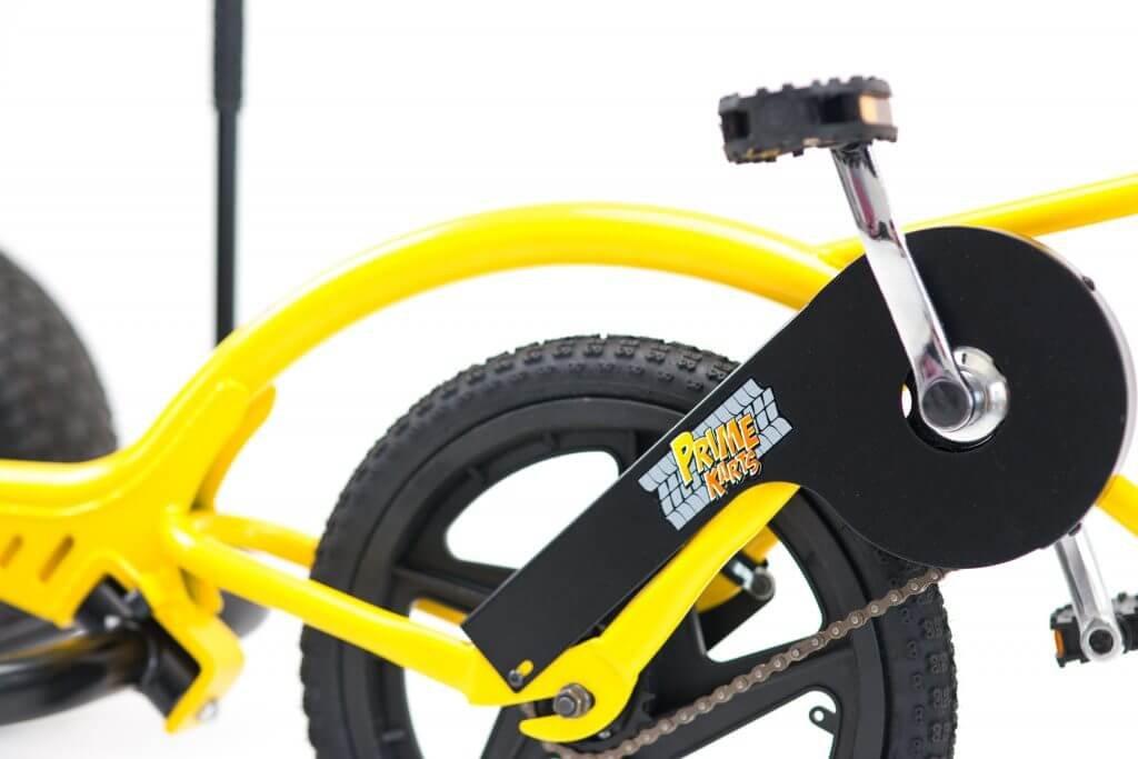Amazon.com: Prime Karts - Pedal turbo de 3 ruedas: Sports ...