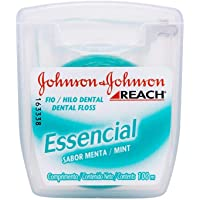Fio Dental Essencial, Reach, 100m