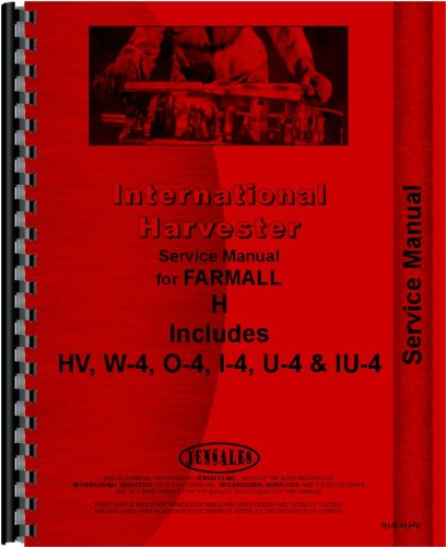 Download International Harvester IU4 Power Unit Service Manual (all years, all sn#) ebook