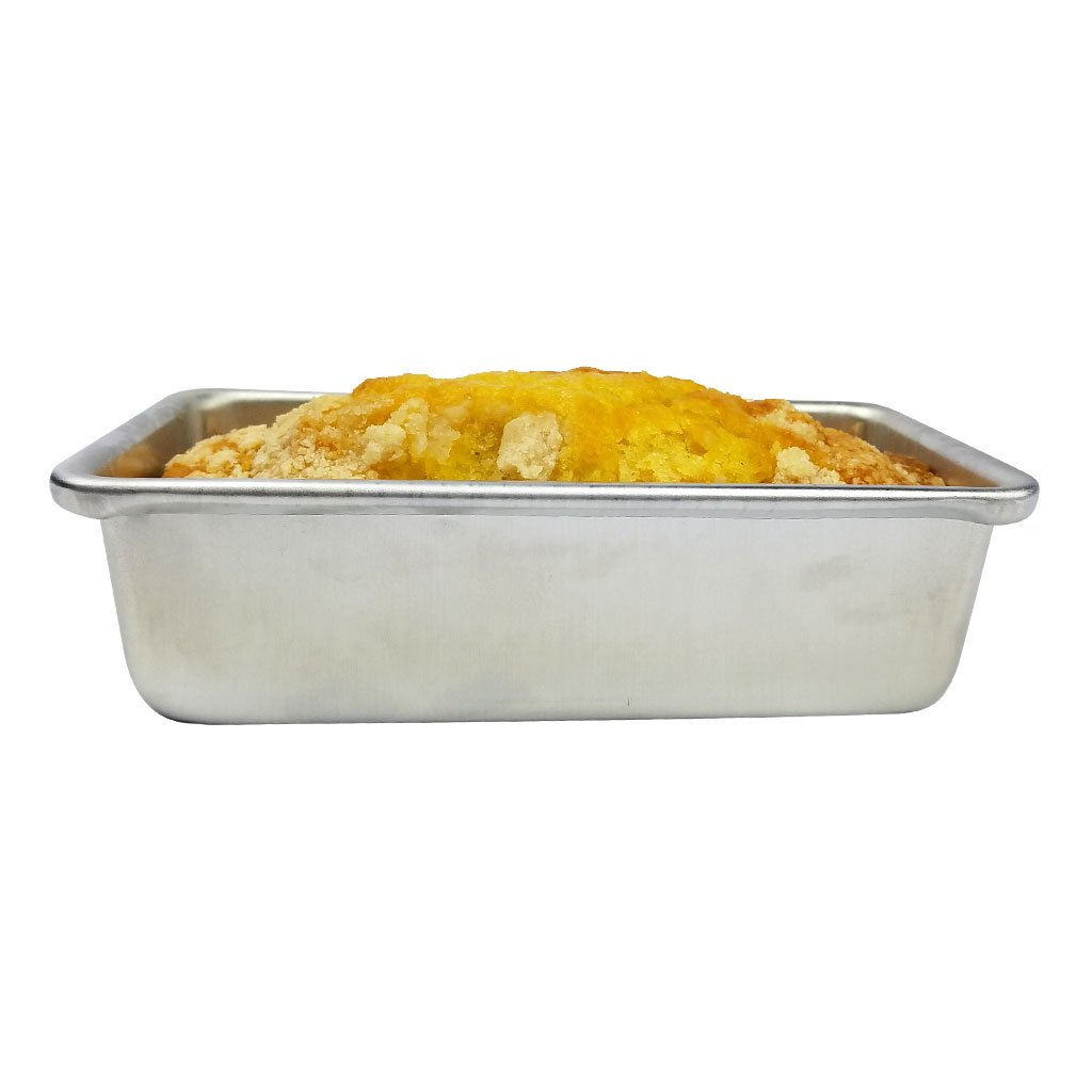 Kitchen Supply 7713 Toaster Oven Loaf Pan 7.5 X 3.75 X 2.25-Inch, 7.5-Inches x 3.75-Inches x 2.25-Inches by Kitchen Supply (Image #2)