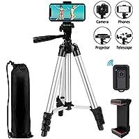 Deals on LINKCOOL 42-in Aluminum Lightweight Portable Camera Tripod