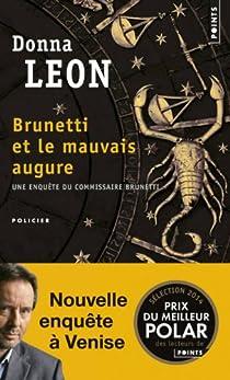 Brunetti et le mauvais augure par Leon
