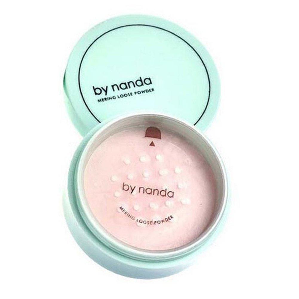 Profesional translúcido Polvos de maquillaje, Woopower cara maquillaje Fundación impermeable piel acabado ajuste polvo