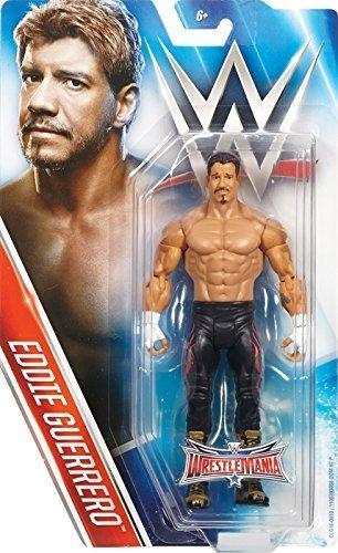 EDDIE GUERRERO - WWE SERIES WRESTLEMANIA 32 MATTEL TOY WRESTLING ACTION FIGURE by Wrestling [parallel import goods]