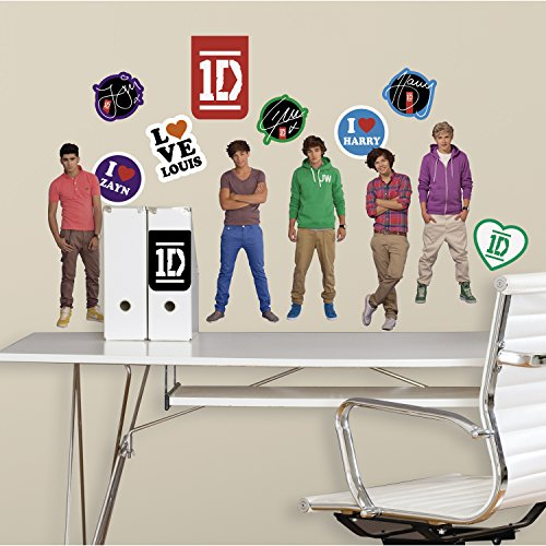 RoomMates RMK2135SCS 1 Direction Stick Decal