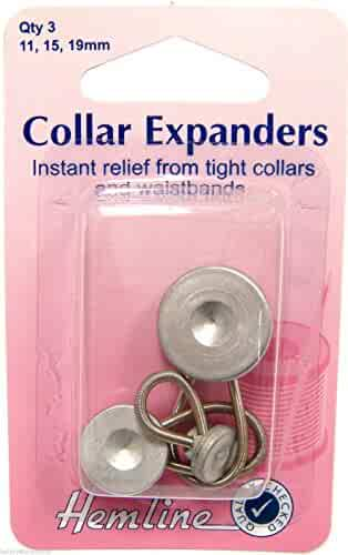 Bra Shoulder Strap Retainers Ribbon Loop with Safety Pin Hemline Black//White New White