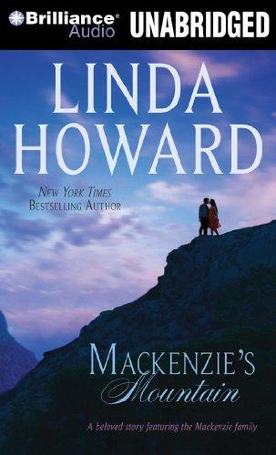 Mackenzie's Mountain (The Mackenzie Family Series) by Brilliance Audio