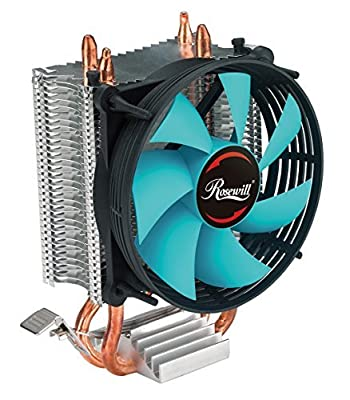 Rosewill RCX-Z1 Long Life Ball Bearing for Over 45,000/hrs CPU Cooler