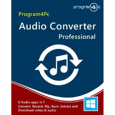 Program4Pc Audio Converter Pro [Download]