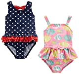 Simple Joys by Carter's Baby Girls' Toddler 2-Pack