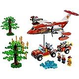 LEGO City 7206 - Helicóptero de bomberos: Amazon.es