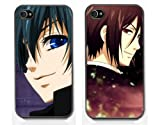2x Black Butler Sebastian x Ciel TPU Case for iPhone 4/4S