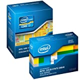 BUNDLE Intel BX80623I72600K Core i7 2600K Sandy Bridge 3.4 GHz Socket 1155 95W Quad-core Desktop Processor + Intel SSDSC2CW240A3K5 520 Series 2.5 240GB SATA 6.0 Gb/s MLC SSD (1 pack)