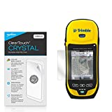 Trimble GeoXH Screen Protector, BoxWave [ClearTouch Crystal] HD Crystal Film Skin to Shield Against Scratches for Trimble TSC3 | GeoXH