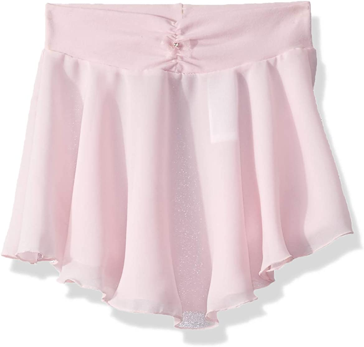 Capezio Girls' Pull-On Georgette Skirt: Clothing