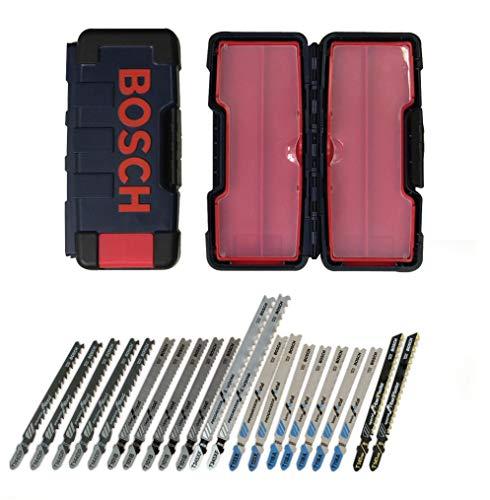 Bosch 21-Piece T-Shank Contractor Jig Saw Blade Set TC21HC