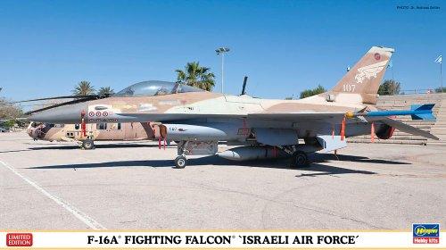 Hasegawa 1/48 F-16A Fighting Falcon - F-16a Fighting Falcon