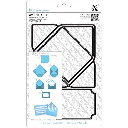 Die Envelope (docrafts Xcut A5 Die Set-A7 Envelope)