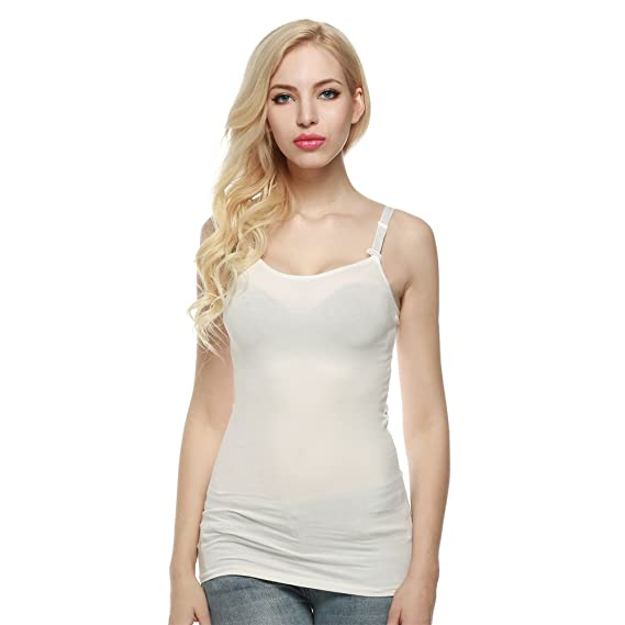 1a14974813466 Arshiner Women Pregnancy Nursing Seamless Tops Breastfeeding Undershirt