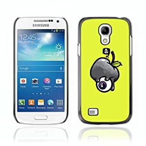 Designer Depo Hard Protection Case for Samsung Galaxy S4 Mini / Abstract Apple