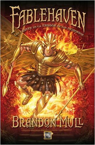 Las llaves de la prisión de los demonios: Fablehaven Vol.5 Juvenil: Amazon.es: Brandon Mull, Inés Belaustegui: Libros