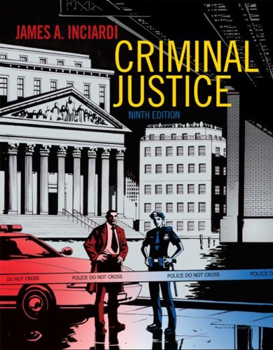 Criminal Justice by McGraw-Hill Humanities/Social Sciences/Languages