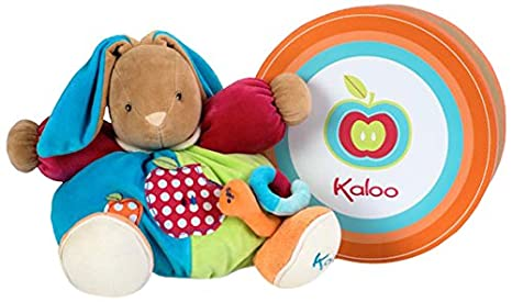 Kaloo Colors Large Rabbit with Apple