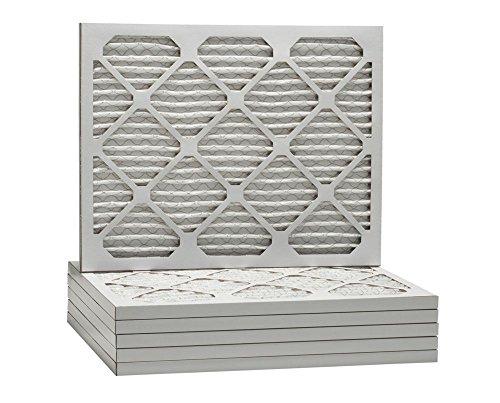 ComfortUp WP80S.011621 - 16 x 21 x 1 MERV 8 Pleated HVAC Filter - 6 Pack