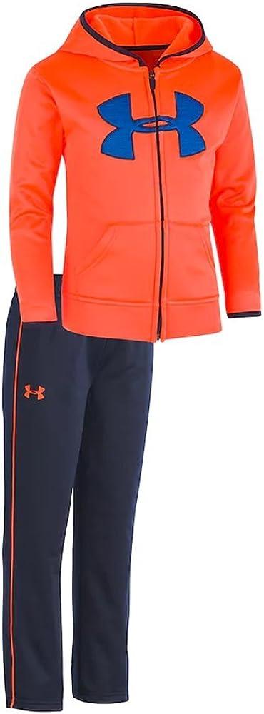 Under Armour - Conjunto de sudadera con capucha y pantalón para ...