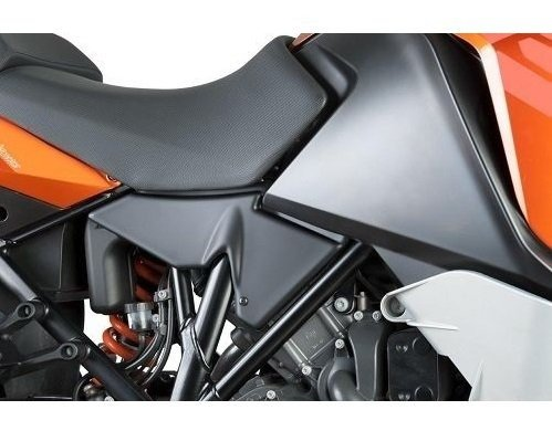 Puig Infill Panels 2015 KTM 1190 Adventure Black / 7513J