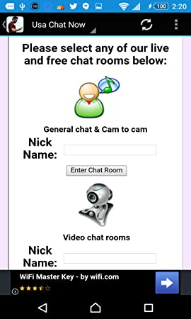 usa video chat room