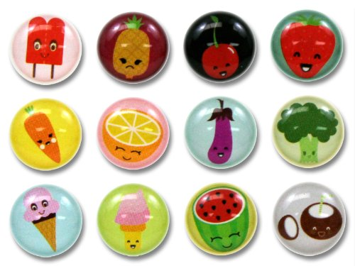 ice cream home button sticker - 2