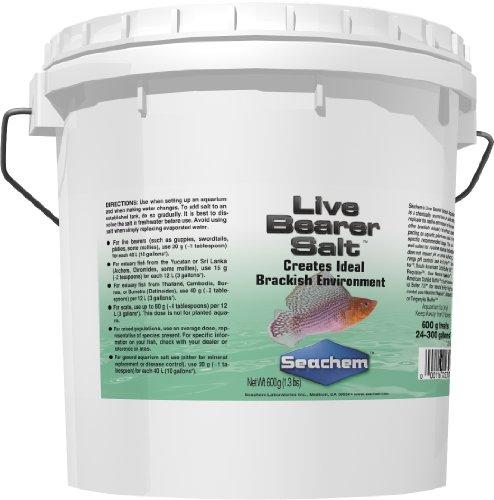 - Brackish Salt, 4 kg / 8.8 lbs