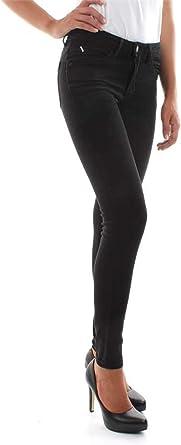 TALLA 25. Guess Jeans Donna Nero