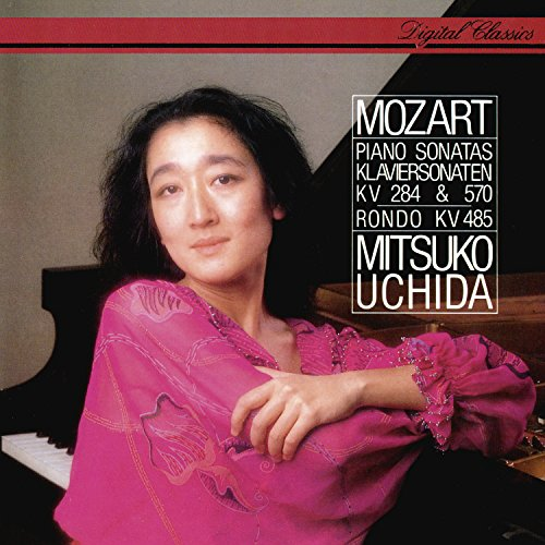 Mozart: Piano Sonata No.17 in B flat, K.570 - 1. Allegro (Mozart Sonata In B Flat Major K 570)
