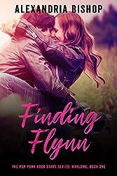 Finding Flynn (Marlowe #1) (The Pop Punk Rock Stars)