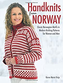 6bd708e4472191 Handknits from Norway  Classic Norwegian Motifs in Modern Knitting Patterns…