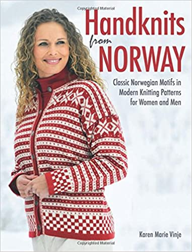 Handknits From Norway Classic Norwegian Motifs In Modern Knitting