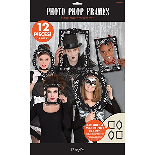Halloween Photo Booth Frames]()