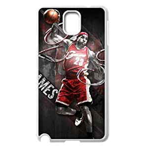 D-PAFD Customized Print LeBron James Hard Skin Case Compatible For Samsung Galaxy Note 3 N9000
