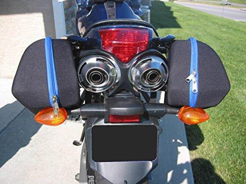 Chase Harper 3100MCM Black Stealth Saddle Bag - 36.5 Liters by Chase Harper USA (Image #7)
