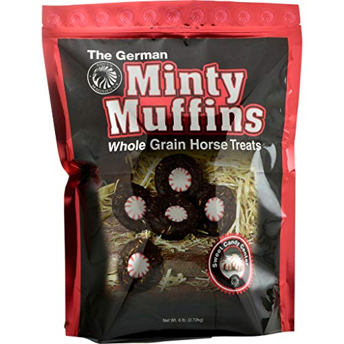 DPD German Minty Muffins Horse Treats - 6 lb. by DPD (Image #1)