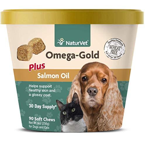 NaturVet  Omega-Gold Plus