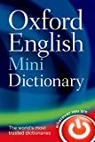 Oxford English Mini Dictionary, Oxford Dictionaries, 0199692416