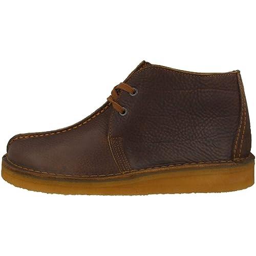 Clarks Schuhe Deserttrek Hi cola leather (26138713) 44 braun